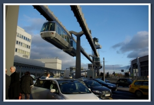EDDL real monorail