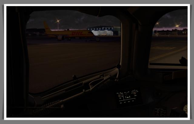 EETN MD80 CARGO RAMPS
