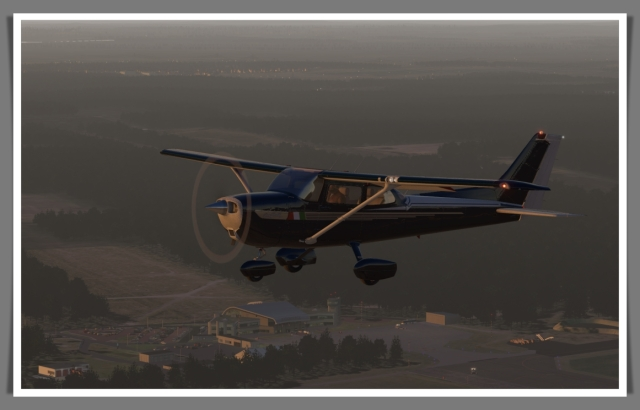 EPBY 5 flight
