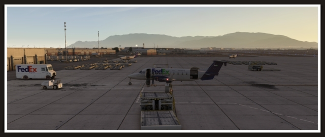 KABQ 2 FedEx 2