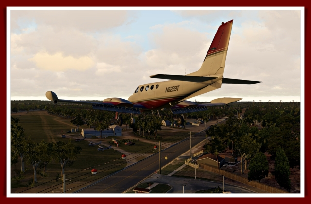 340 Landing final