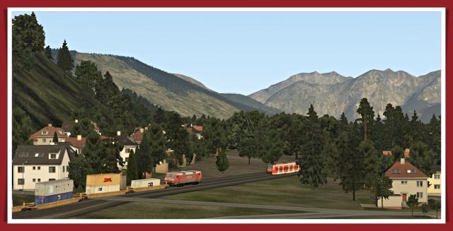 Au detail:trains