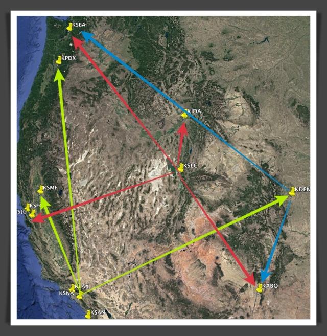 CA map 3