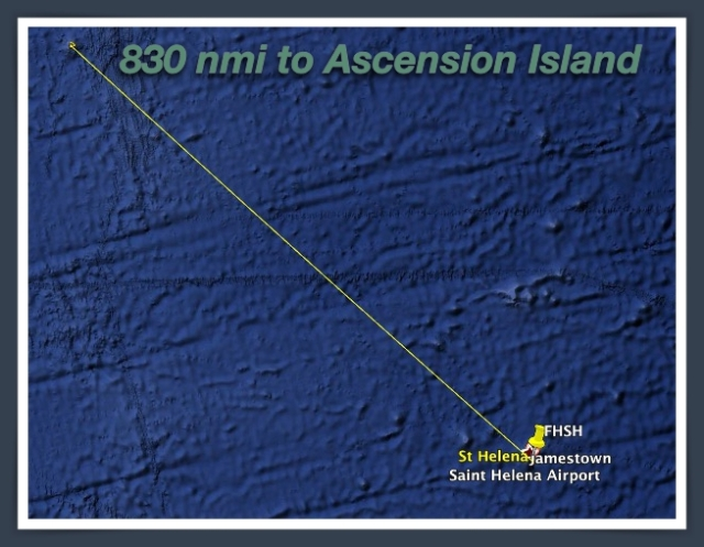 FHSH Ascension Island GE