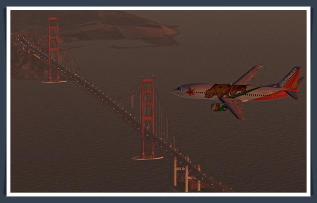 KSFO Golden Gate