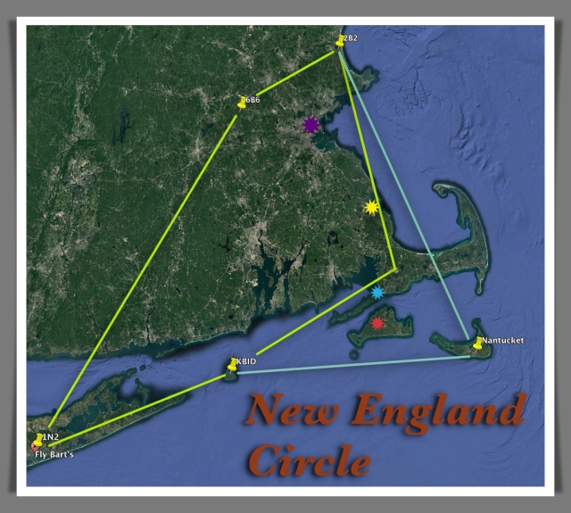 New England Circle GE