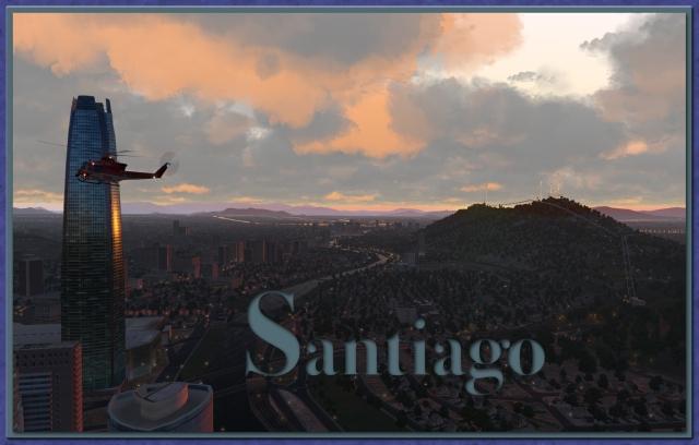Santiago hdr