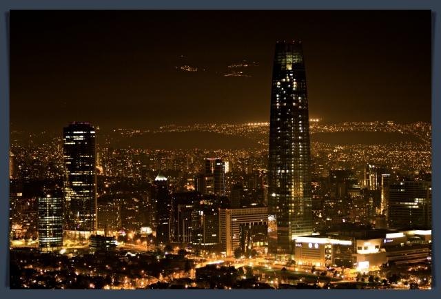 Santiago real