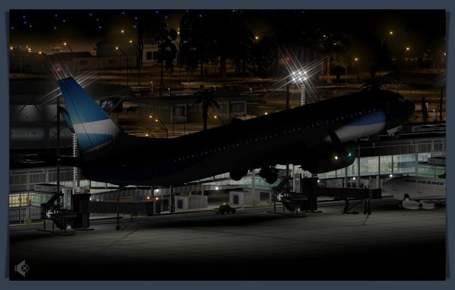 scel 737 take off