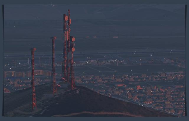 SCSE hilltop towers