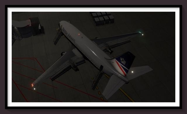 732 LFML gate over