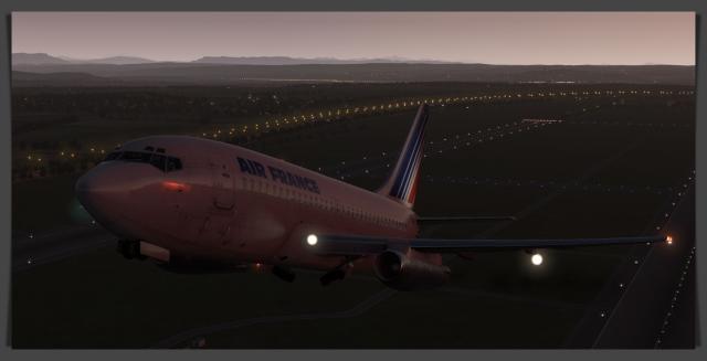 732 take off 2