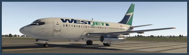 732 WestJet