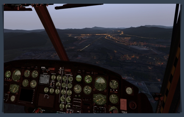 aa LEBB approaching from north 2