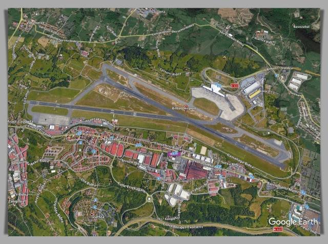 Airport Bilbao GE