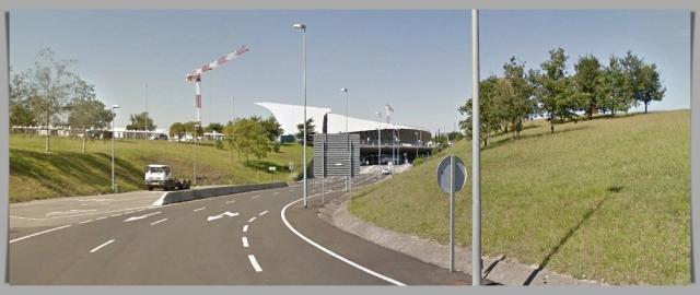 Airport Bilbao Street View 1