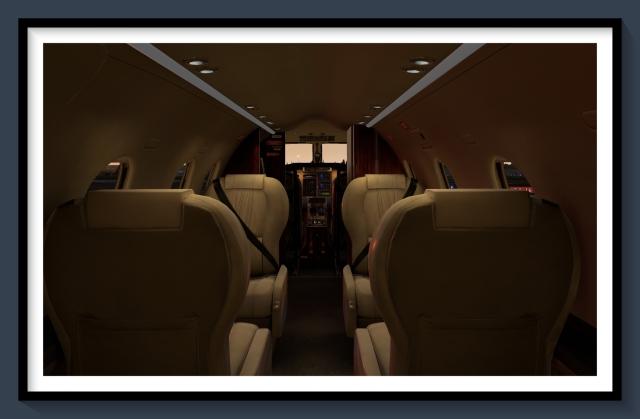 aPC12 int cabin