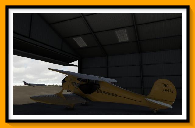 KACK hanger 4