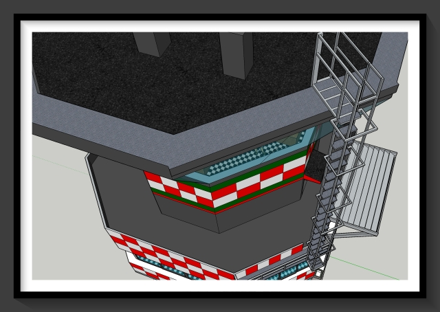 LICJ tower ladder