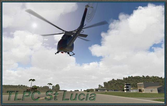 ST Lucia huey