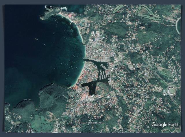 St Lucia Rodney Bay GE