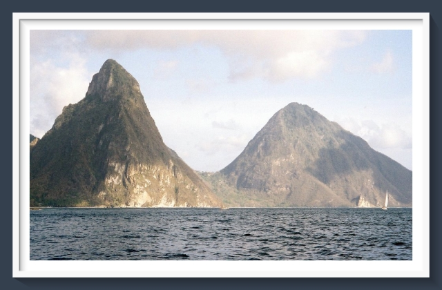 The Pitons GE