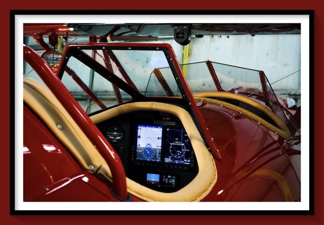 waco r cockpit glass