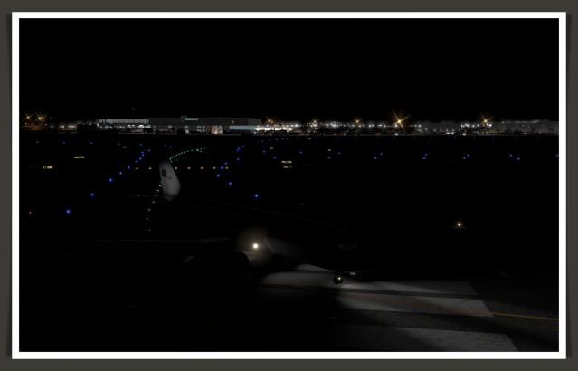 733 runway