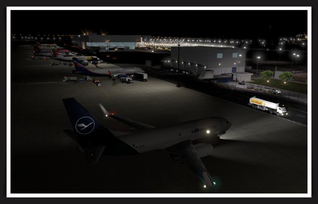 air cargo ramps