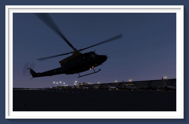 eddk helo landing