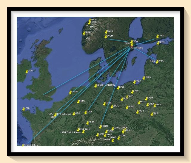 ESSA GE Routes