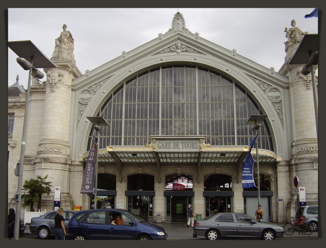 Gare de Tours W