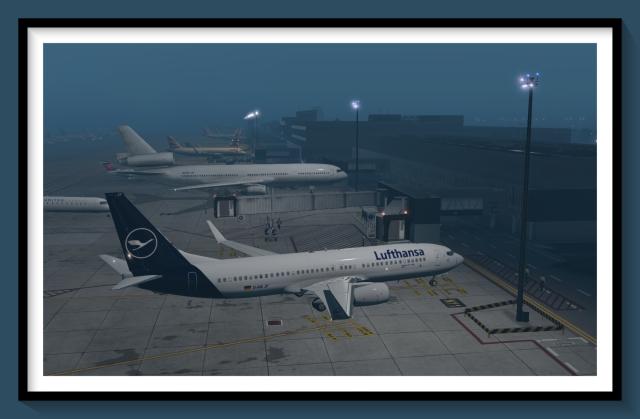 GCLP cold ramp 737