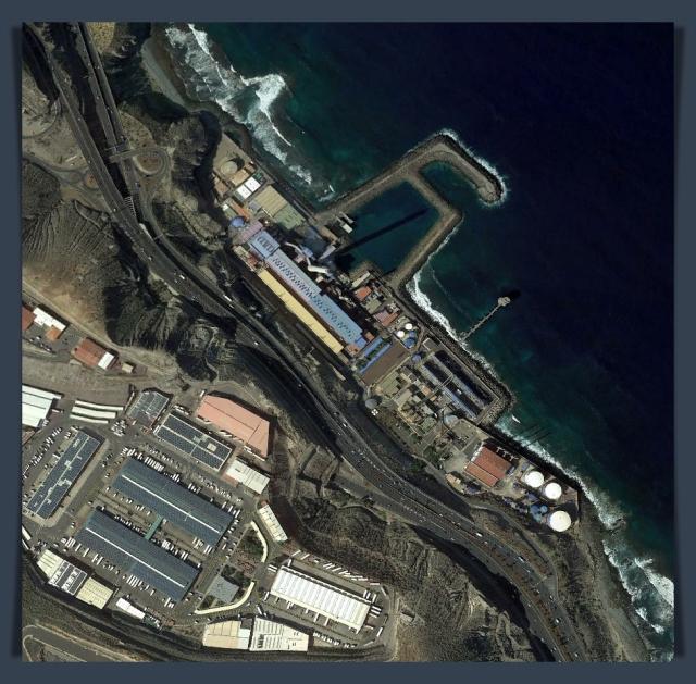 GCLP power plant