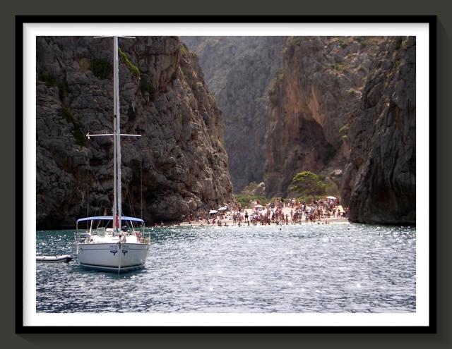 Mallorca sail