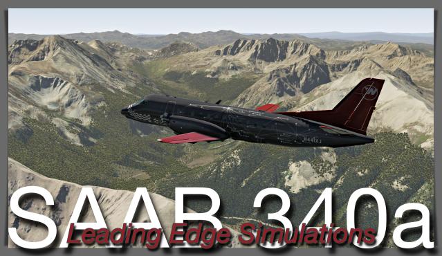 Saab 340 hdr