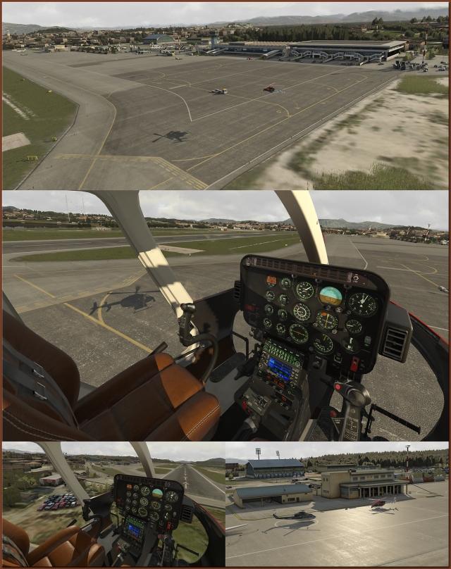 corfu helo landing comp