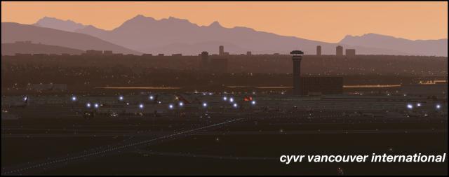 CYVR hdr