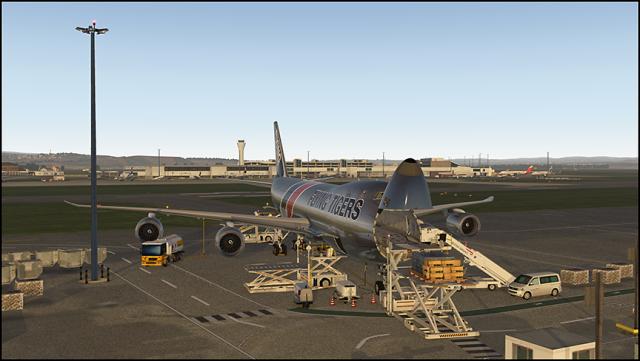 EGPH cargo