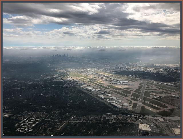 KDAL aerial view