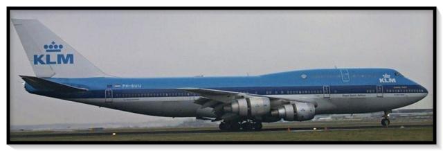 KLM 743