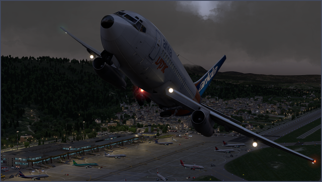 x+s+r // PA23 AZTEC + 757 Series Revised | x + sim + reviews